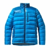 Patagonia Mens Fitz Roy Down Jacket Andes Blue (Autumn 2014)
