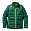Patagonia Mens Fitz Roy Down Jacket Hunter Green