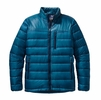 Patagonia Mens Fitz Roy Down Jacket Underwater Blue