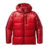 Patagonia Mens Fitz Roy Down Parka French Red