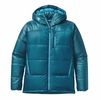 Patagonia Mens Fitz Roy Down Parka Underwater Blue