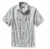 Patagonia Mens Island Hopper Shirt Bahia: Polar Blue