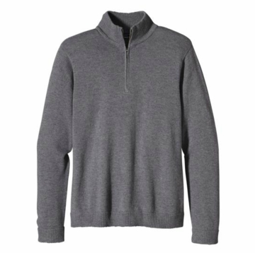 Patagonia Mens Lambswool 1/4 Zip Nickel (Autumn 2013)