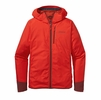 Patagonia Mens Levitation Hoody Turkish Red Small