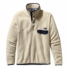 Patagonia Mens Lightweight Synchilla Snap-T Pullover Bleached Stone (Spring 2014)