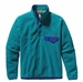 Patagonia Mens Lightweight Synchilla Snap-T Pullover Tobago Blue (Spring 2014)