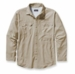 Patagonia Mens Long-Sleeved Sol Patrol Shirt Bleached Stone