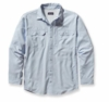 Patagonia Mens Long-Sleeved Sol Patrol Shirt Ion Blue