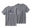 Patagonia Mens Mountain Frame T-Shirt Gravel Heather (Spring 2014)