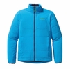 Patagonia Mens Nano-Air Jacket Electron Blue