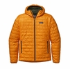 Patagonia Mens Nano Puff Hoody Sporty Orange