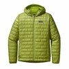 Patagonia Mens Nano Puff Hoody Supply Green
