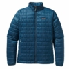Patagonia Mens Nano Puff Jacket Glass Blue (Spring 2014)