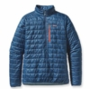 Patagonia Mens Nano Puff Pullover Glass Blue (Spring 2014)