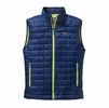 Patagonia Mens Nano Puff Vest Channel Blue