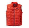 Patagonia Mens Nano Puff Vest Turkish Red