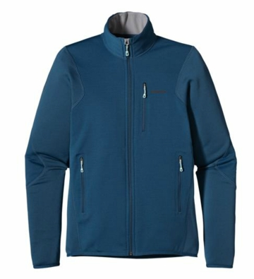 Patagonia Mens Piton Hybrid Jacket Glass Blue (Spring 2014)