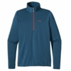 Patagonia Mens Piton Pullover Glass Blue (Spring 2014)