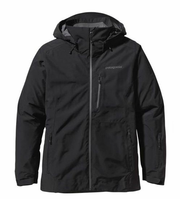 Patagonia Mens Powder Bowl Jacket Black (Autumn 2013)