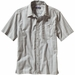 Patagonia Mens Puckerware Shirt Camuesa: Tailored Grey (Spring 2014)