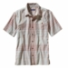 Patagonia Mens Puckerware Shirt Sisar: Raw Linen (Spring 2014)
