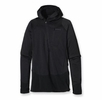 Patagonia Mens R1 Fleece Hoody Black Small