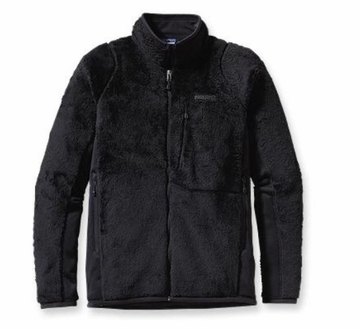 Patagonia Mens R3 Fleece Jacket Black