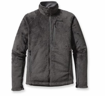 Patagonia Mens R4 Fleece Jacket Forge Grey