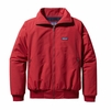 Patagonia Mens Shelled Synchilla Jacket Classic Red