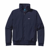 Patagonia Mens Shelled Synchilla Jacket Navy Blue