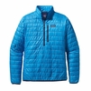 Patagonia Mens Special Edition Nano Puff Pullover Electron Blue