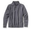Patagonia Mens Speckled Crew Nickel  (Past Season)