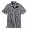 Patagonia Mens Squeaky Clean Polo Shirt Fathom: Classic Navy Heather (Past Season)