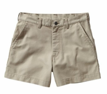 Patagonia Mens Stand Up Shorts 5in El Cap Khaki (Spring 2014)
