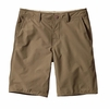 "Patagonia Mens Stretch Wavefarer Walk Shorts 20"" Ash Tan"