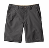 "Patagonia Mens Stretch Wavefarer Walk Shorts 20"" Forge Grey"