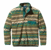 Patagonia Mens Synchilla Snap-T Fleece Pullover Cliff: Arbor Green