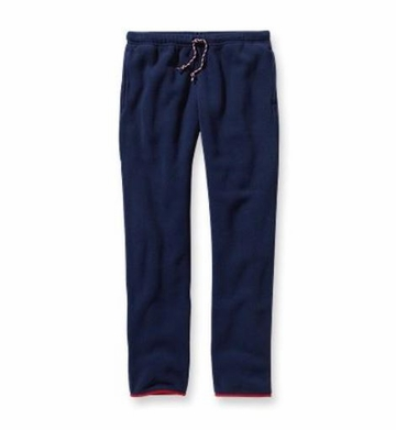 Patagonia Mens Synchilla Snap-T Pants Classic Navy