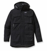 Patagonia Mens Thunder Cloud Down Parka Black