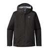 Patagonia Mens Torrentshell Jacket Black