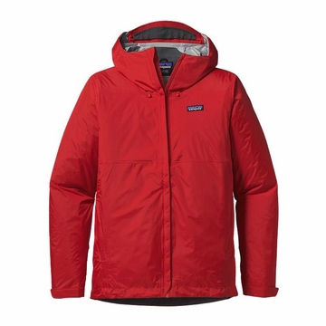 Patagonia Mens Torrentshell Jacket French Red