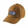 Patagonia P-6 Logo Stretch Fit Hat Tapenade
