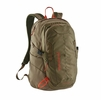 Patagonia Refugio Pack 28L Fatigue Green w/ Ash Tan