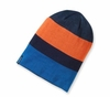 Patagonia Slopestyle Beanie Hat Huck Stripe: Andes Blue