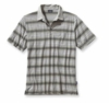 Patagonia Squeaky Clean Mens Polo Rancho Real: Feather Grey