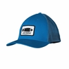 Patagonia Trucker Hat Live Simply Skateboard: Andes Blue
