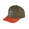 Patagonia Vesper Roger That Hat Fatigue Green