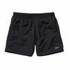 Patagonia Womens Baggies Shorts Black