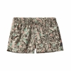 "Patagonia Womens Barely Baggies Shorts 2 1/2"" Quiver & Quill: Bleached Stone"
