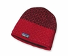 Patagonia Womens Beatrice Beanie Beatrice Birds: Cochineal Red